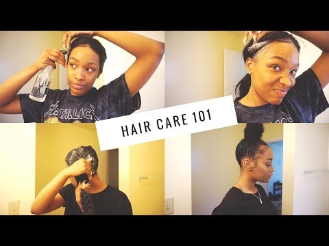 EASY Hair Care: 101 | Wig Take Down + Deep Condition | FabulousBre