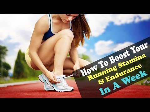 How To Increase Stamina for Running | Boost Your Endurance in One Week