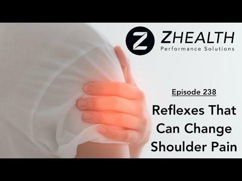 Reflexes That Can Change Shoulder Pain