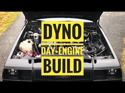 Buick Grand National Dyno Runs   Engine Build Parts