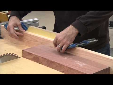 190 - FrankenSled (How to Build a Cross-Cut Sled Add-on)