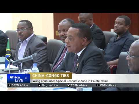 Chinese FM Wang Yi announces Special Economic Zone in Pointe Noire