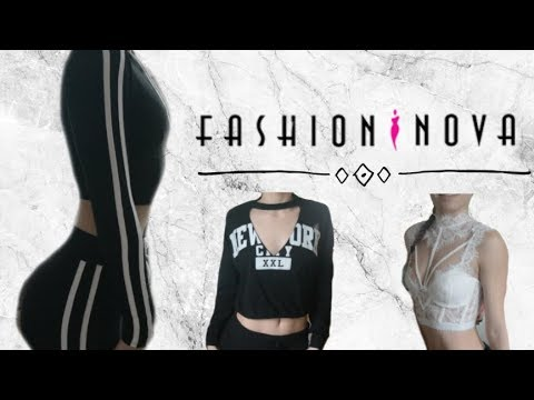 Huge $300 Fashionnova Try On Haul 2018
