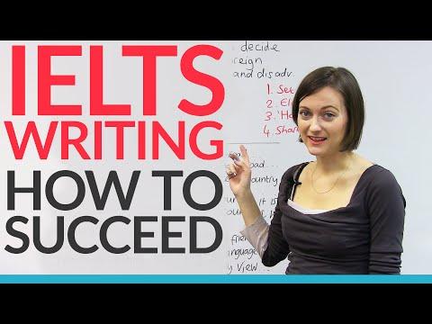 IELTS Success: Writing Effective Paragraphs