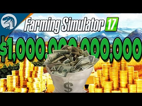 UNLIMITED MONEY CHEAT | Farming Simulator 2017 Gameplay PC ONLY