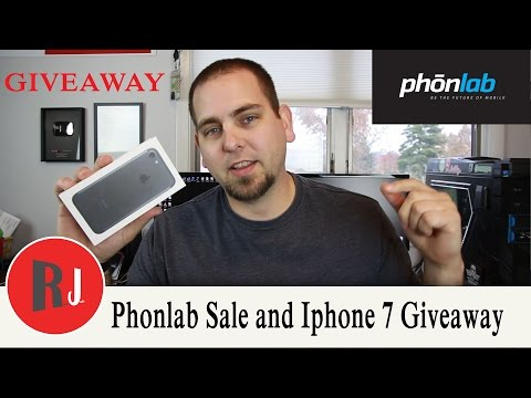 Phonlab Iphone 7 Black Friday Giveaway
