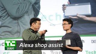 Disrupt SF Hackathon 2017 winner: Alexa Shop Assist