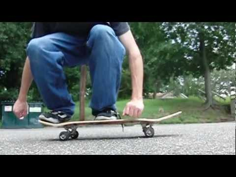 Ollie - Super Slow Motion