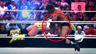 5 BANNED WWE Finishers