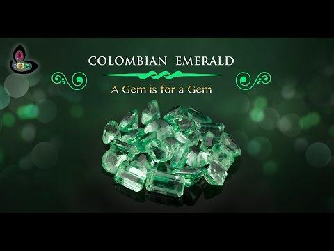 Colombian Emerald Natural Zamrud