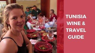 Tunisia Wine & Travel Documentary: Around the World in 80 Harvests