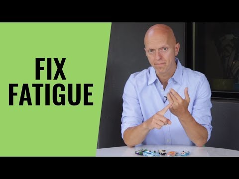 Fatigue: What It REALLY Means (and How to Fix it)...