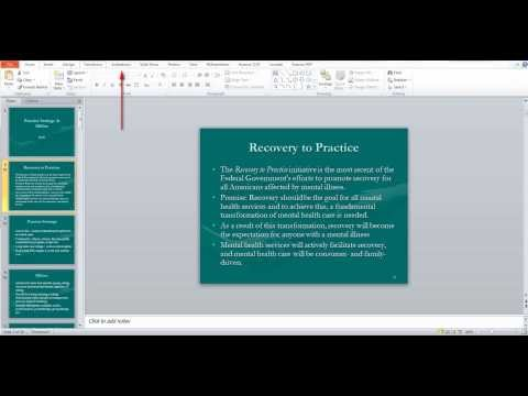 Quick and Easy Way to Remove Animations in a PowerPoint Presentation