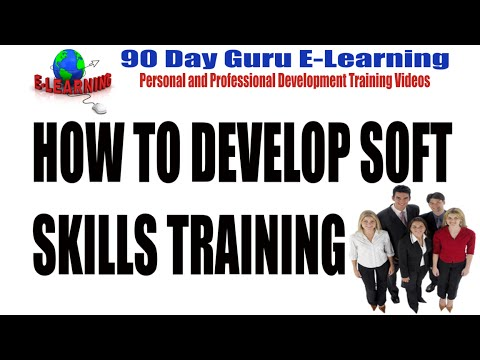 How to Develop Soft Skills Training