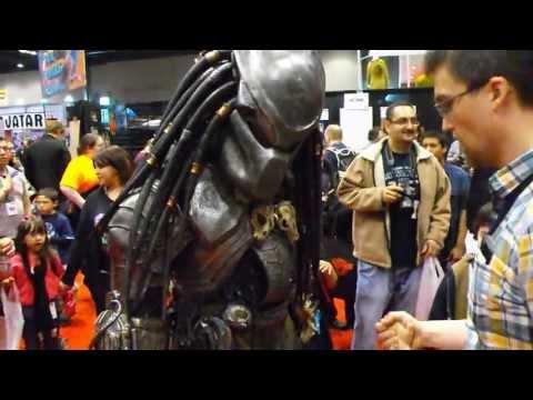 C2E2 2013 - Predator Cosplay (Best Costume at the Comic Con)