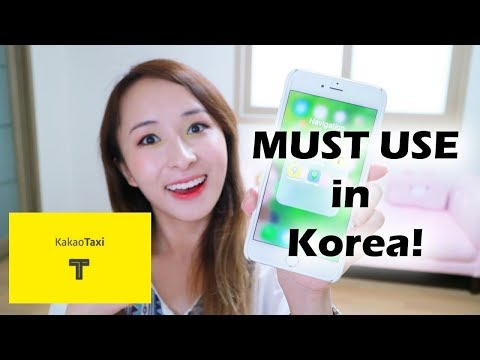 EASY Guide to Kakao Taxi | Korean