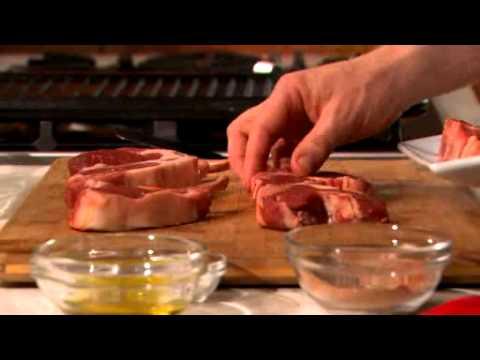 Lamb Chops, Marinades & Rubs