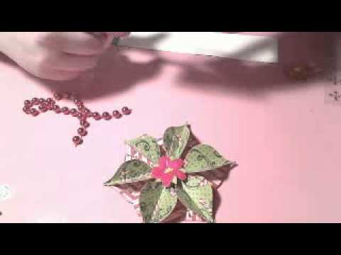 How to create 3d Christmas Ornaments!
