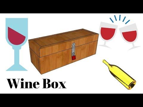 Wine Box Plans
