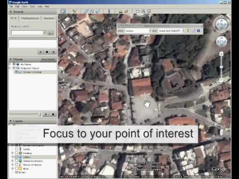 Plex.Mark! - Use your coordinate systems in Google Earth