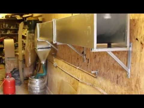 A Quick Tour of Our Wood Steaming Box