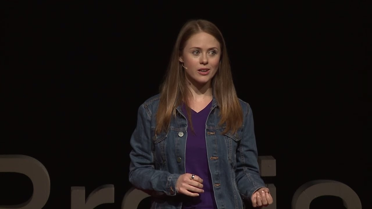 Failing at Normal: An ADHD Success Story | Jessica McCabe | TEDxBratislava