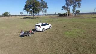 Dji Jamie Lawford - Will And Braden On The Bikes   03 07 2016