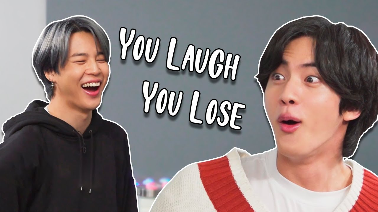 BTS Try Not To Laugh (You Laugh = You Lose) Challenge!