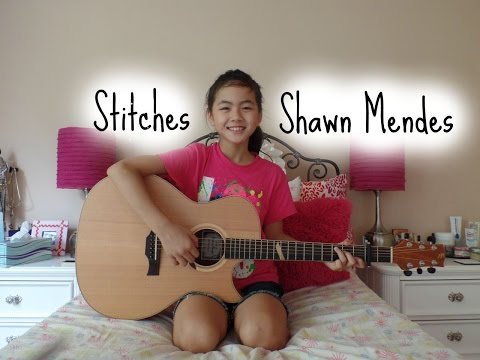 Stitches ~ Shawn Mendes ~ Fingerstyle Guitar Cover ~ Lanvy