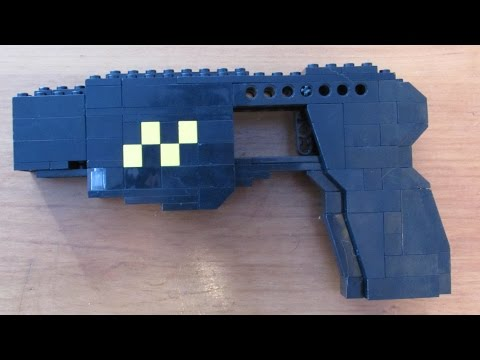Lego Taser ( Working)