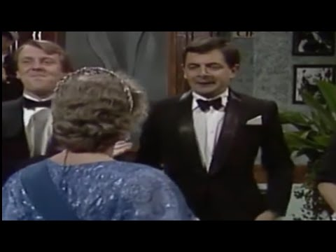 Meeting Royalty   Funny Clip   Mr. Bean Official