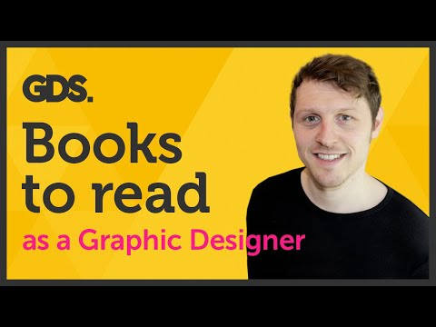 Books to read as a Graphic designer? Ep27/45 [Beginners Guide to Graphic Design]