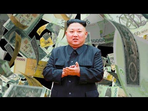 5 CRAZY Ways North Korea is STILL Making Money