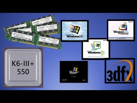 K6-III+: How much RAM? What Windows? nGlide?