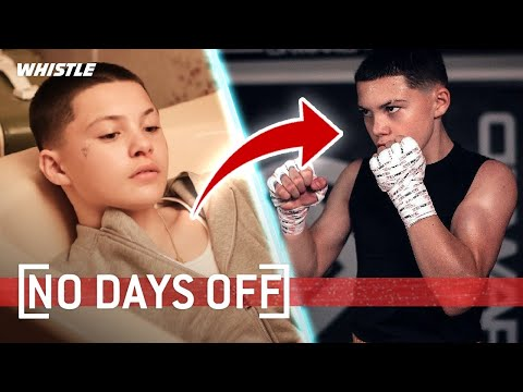 11 Year-Old Boxing Prodigy | Javon 'Wanna' Walton Training & Workouts