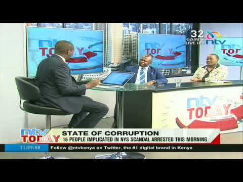 Was Alfred Keter sacrificed by Jubilee in the fight against corruption?