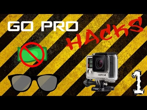 HOW TO MAKE A GOPRO DIMMING LENS FOR UNDER A DOLLAR!