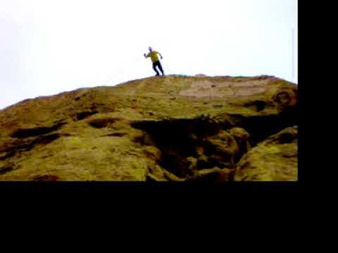 Rappelling Stoney Point 1998?  Aussie Style