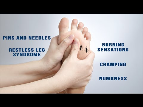 What Can Be Done About Burning, Tingling Feet?