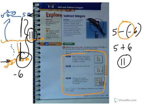 Subtraction for 8th Graders