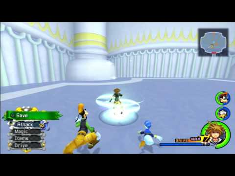Kingdom Hearts II FM [PS3] Playthrough #132, New Trouble at Disney Castle; Valor Form Maxing