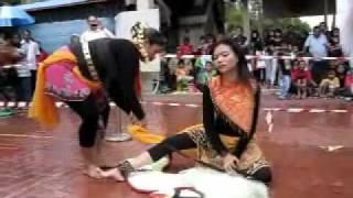 Kuda Kepang ~ darling spade BALEK! harimau!!!!