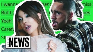 "Ariana Grande & Social House's ""boyfriend"" Explained   Song Stories"