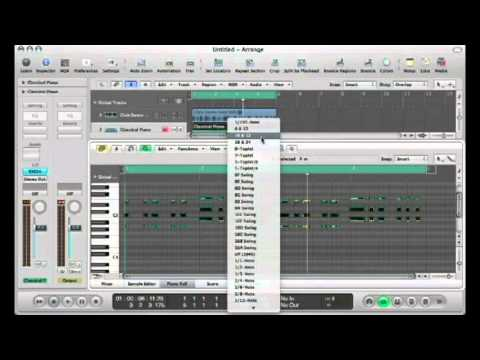 How to make beats white logic,make music online,produce music software,make instrumentals online