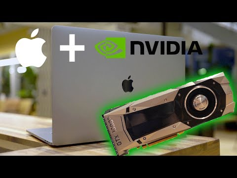 How to Use NVIDIA Cards with your Mac eGPU (Easiest Method)
