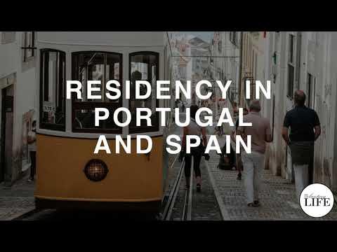333 Residency in Portugal And Spain
