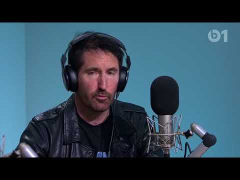 Trent Reznor on the upcoming Nine Inch Nails tour (Beats 1 Interview)