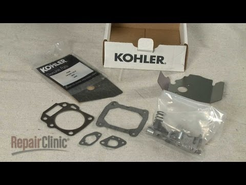 Kohler Lawn Mower Valve Train Kit Installation #1475511-S