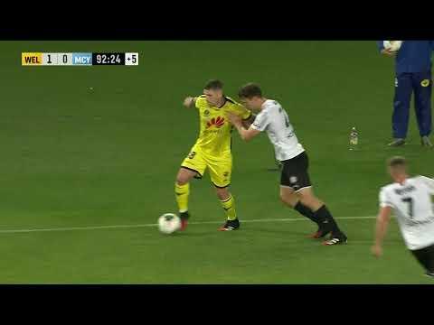 Hyundai A-League 2019/20: Round 19 - Wellington Phoenix v Melbourne City FC (Full Game)