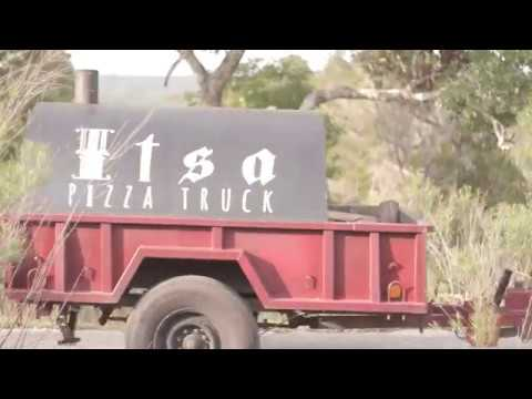 Custom Built Mobile Wood Fired Pizza Oven on a Trailer - Start Your Own Pizza Catering Business!